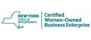 NYS Certified Woman-Owned Business Enterprise